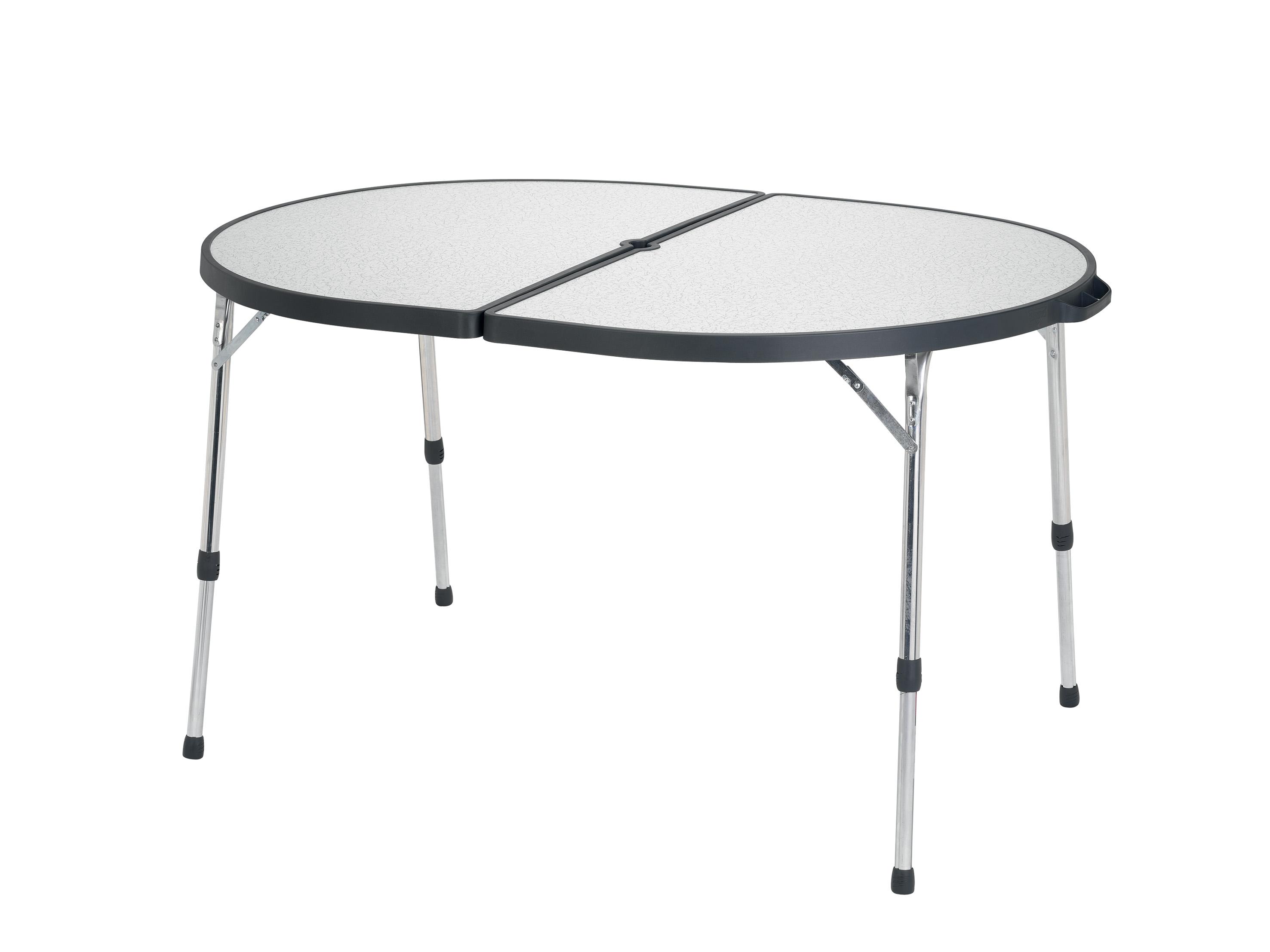 La mesa crespo al 352 ha sido declarada la mejor mesa de for Mesa de camping plegable de aluminio
