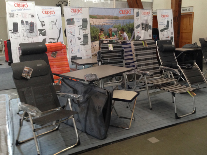 Camping showroom in germany fritz berger el blog de crespo - Indual mobiliario ...