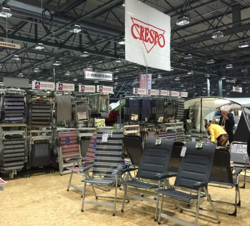 Caravan in wtc expo fant stica feria en holanda el blog de crespo - Indual mobiliario ...