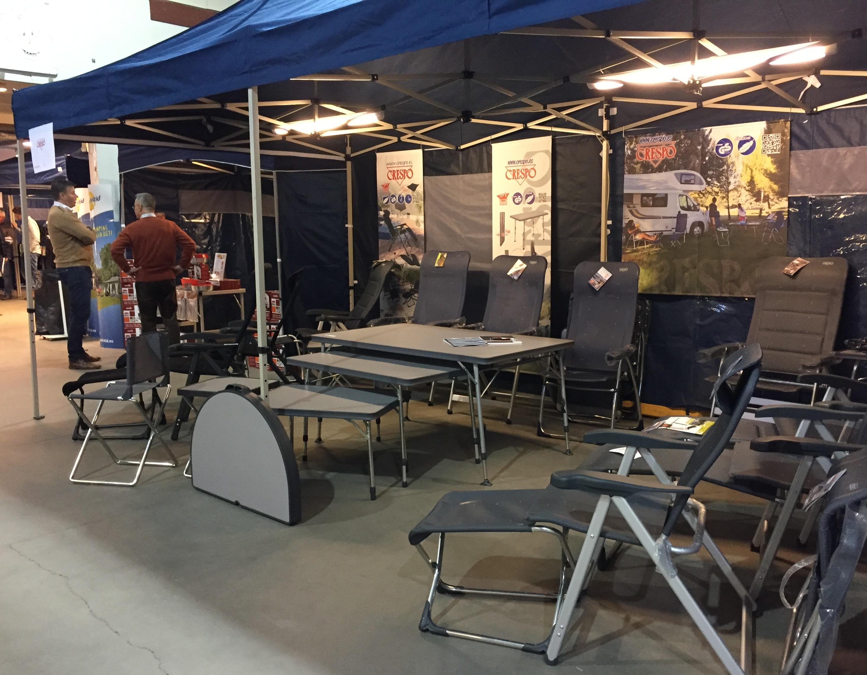 Crespo presenta sus novedades en noruega el blog de crespo - Indual mobiliario ...