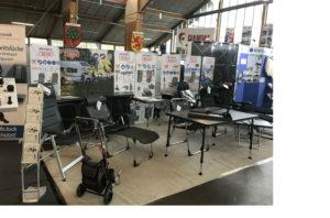 Crespo presenta sus novedades para camping con movera en alemania el blog de crespo - Indual mobiliario ...