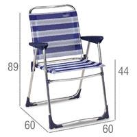 silla playa 219