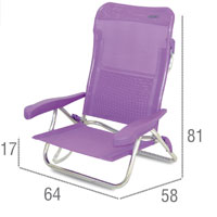 silla playa 221