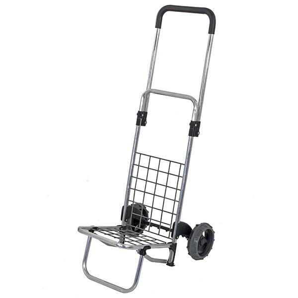Carro porta todo fabricado en aluminio al 120 crespo - Carro porta sillas playa ...